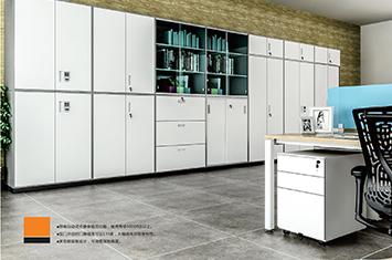 转角书柜-办公室文件柜-上海文件柜-文件柜生产厂家