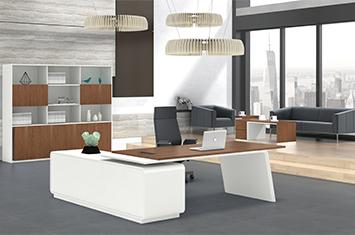 大班台-办公家具大班台-实木大班台-老板桌