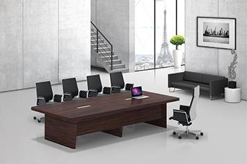会议桌-实木家具-实木会议桌-办公会议桌-办公室会议桌
