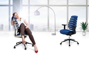 人体工学椅-人体工学电脑椅-办公椅-职员椅-椅子设计