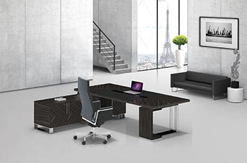 实木办公桌 EY-BT833