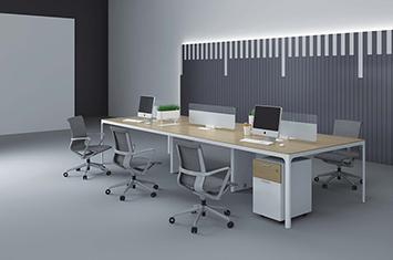 员工办公桌 EY-ZH6046