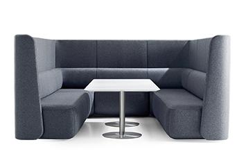 沙发品牌-深圳布艺沙发-办公沙发直销-办公创意沙发