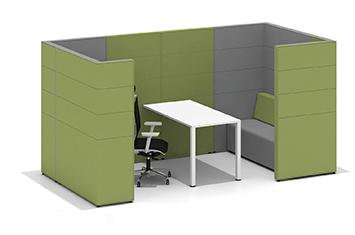 品牌布艺沙发-创意沙发设计-上海布艺沙发-办公沙发
