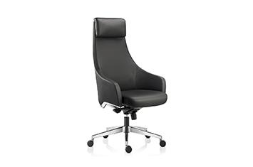 皮质老板椅-大班椅-牛皮椅