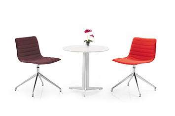 洽谈桌尺寸-洽谈桌图片-板式洽谈桌