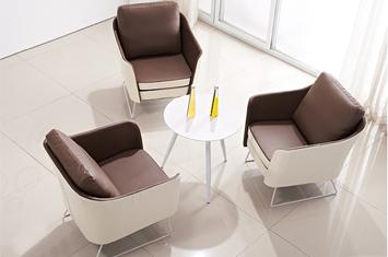休闲沙发-品牌沙发-布艺沙发-办公室沙发摆放