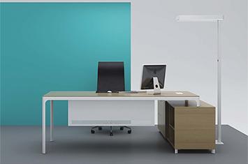 板式办公桌 EY-BS655