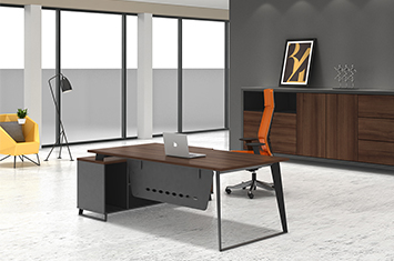 办公桌桌面-办公桌定制-电脑桌-电脑办公桌-定制电脑桌