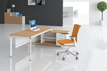 板式员工职员桌-员工办公桌-员工桌