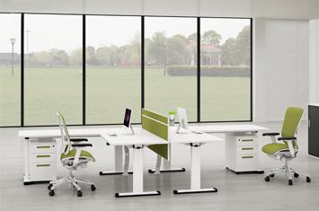 电动升降桌-智能家具-升降桌-智能办公家具-电脑升降桌
