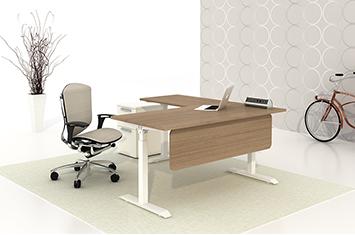 智能升降桌-智能家具-升降桌-电脑升降桌-员工桌