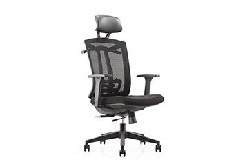 职员椅-网布职员办公椅-员工转椅-办公会议椅