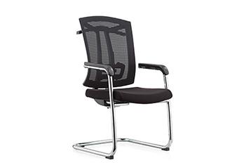 职员椅-西安会议椅-定制会议椅子-升降网布椅