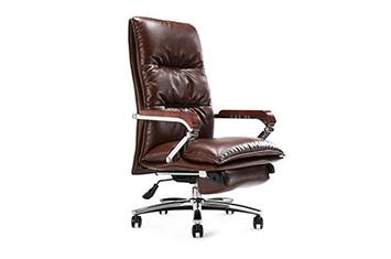 皮椅-老板椅转椅-家具老板椅-牛皮老板椅批发