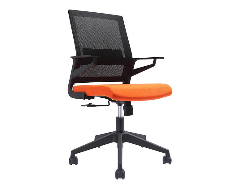 职员椅-可升降椅-办公椅制造-网布滑轮椅
