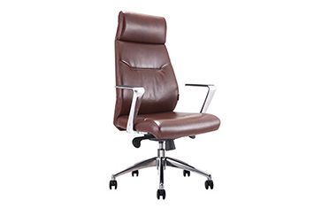 皮椅-办公老板椅-品牌老板椅-真皮椅子