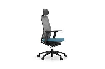 办公滑轮椅-职员办公椅-会议椅