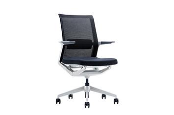 升降职员椅-员工办公椅-电脑转椅