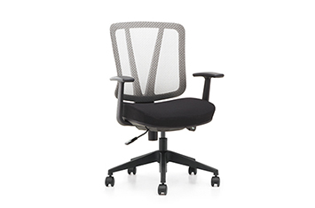 员工椅-女职员椅-职员办公网布椅-女士办公椅