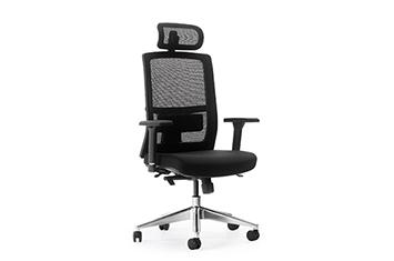 办公座椅-女职员椅-网布透气转椅-椅子图片