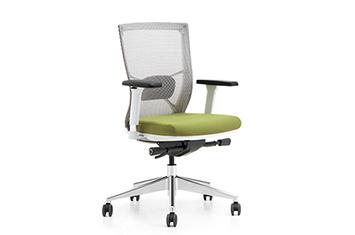 气压升降椅-网布滑轮椅-办公椅批发-主管椅