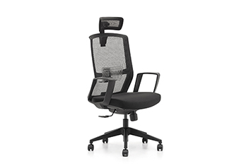 电脑椅-电脑沙发椅-办公椅职员-办公转椅扶手