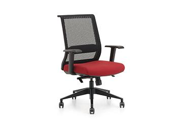 办公椅-办公椅扶手-职员网椅-网布办公椅