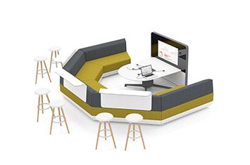 智能家具-智能升降桌设计-智能家具厂