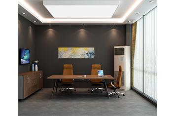 组合办公家具-办公家具-大班台-大班椅