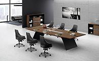 办公会议桌-实木会议桌-会议桌家具-会议桌厂家-会议桌定制