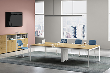 会议桌-板式会议桌-会议桌定制-办公桌会议桌-商务会议桌