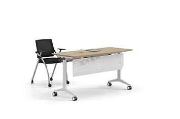 折叠会议培训桌-学生培训桌-培训桌安装-上海培训桌定做
