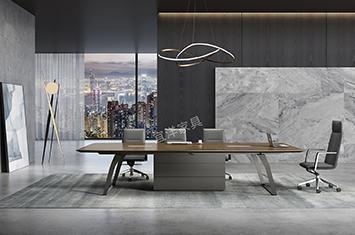 办公会议桌-实木会议桌-定制会议桌-上海实木会议桌厂家