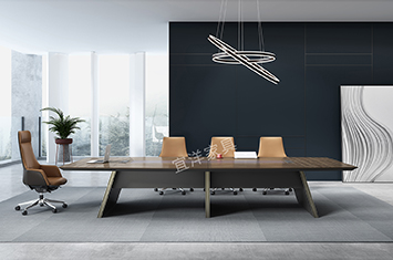 办公会议桌-实木会议桌-实木油漆会议桌-定做会议桌厂家直销