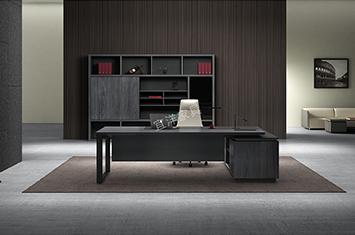 班台-办公大班台-实木桌-大班台组装-大班台家具