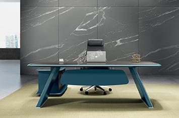 办公桌大班台-实木大班台-实木桌-大班台家具