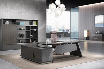 办公桌-老板桌-大班台-办公桌定制
