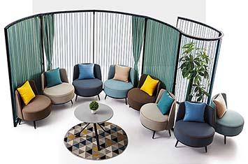 时尚沙发-布艺沙发图片-休闲沙发