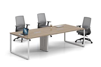 会议桌-板式办公桌-办公室会议桌
