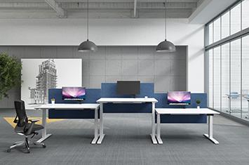 升降桌-可升降办公桌-升降电脑桌